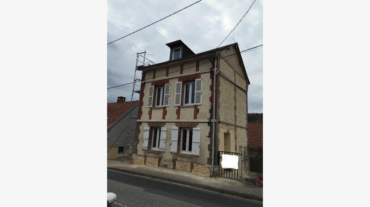 Location Maison 3 pièces à Douville-sur-Andelle - vignette-1