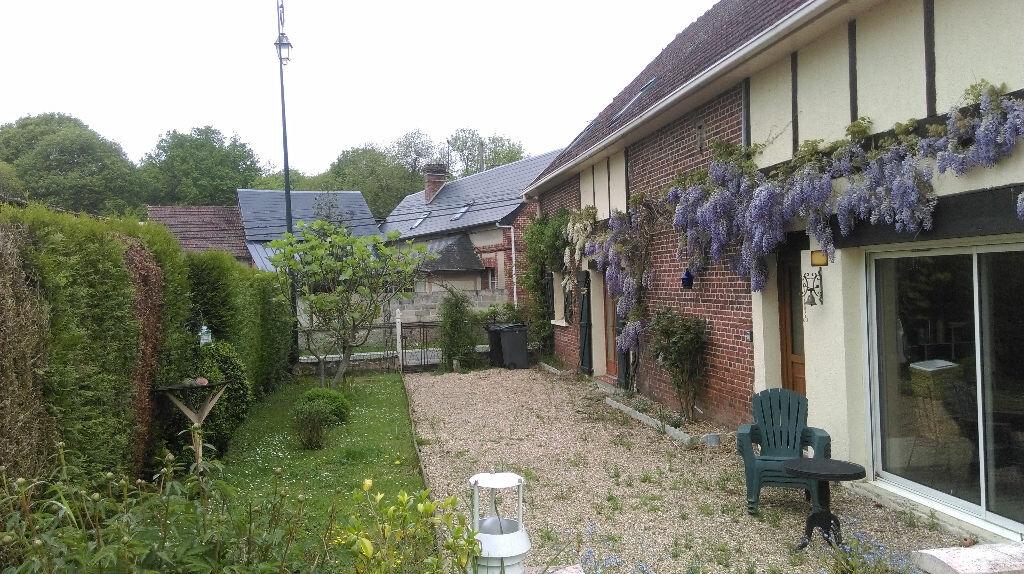 Achat Maison 10 pièces à Daubeuf-près-Vatteville - vignette-1