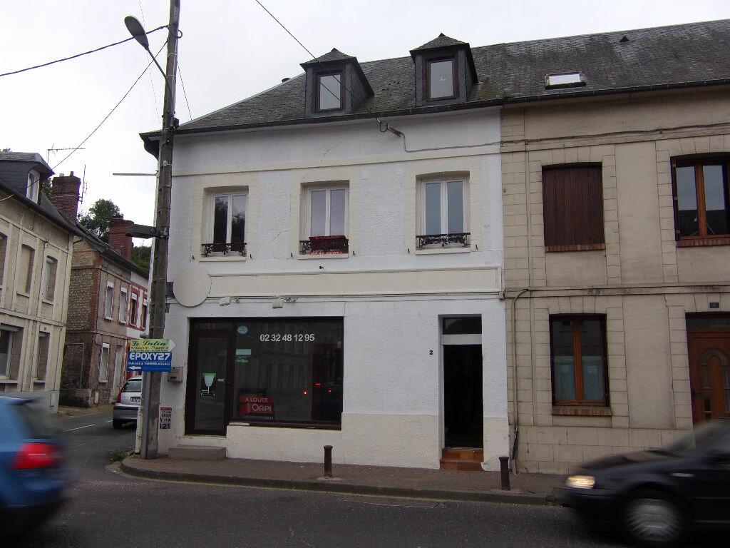 Location Appartement 2 pièces à Pont-Saint-Pierre - vignette-1