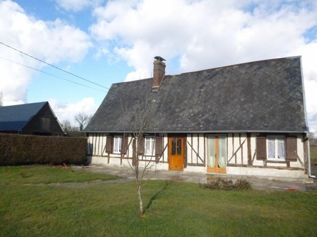 Achat Maison 4 pièces à Saint-Ouen-des-Champs - vignette-1