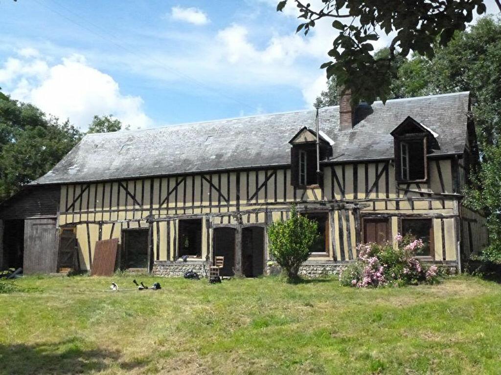 Achat Maison 6 pièces à Saint-Philbert-sur-Risle - vignette-1