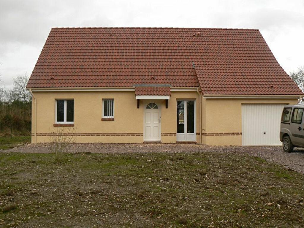 Achat Maison 4 pièces à Manneville-sur-Risle - vignette-1