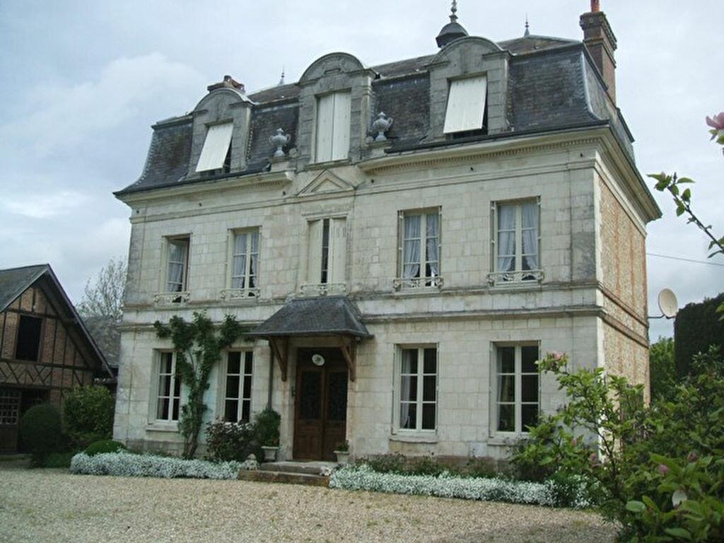 Achat Maison 8 pièces à Manneville-sur-Risle - vignette-1