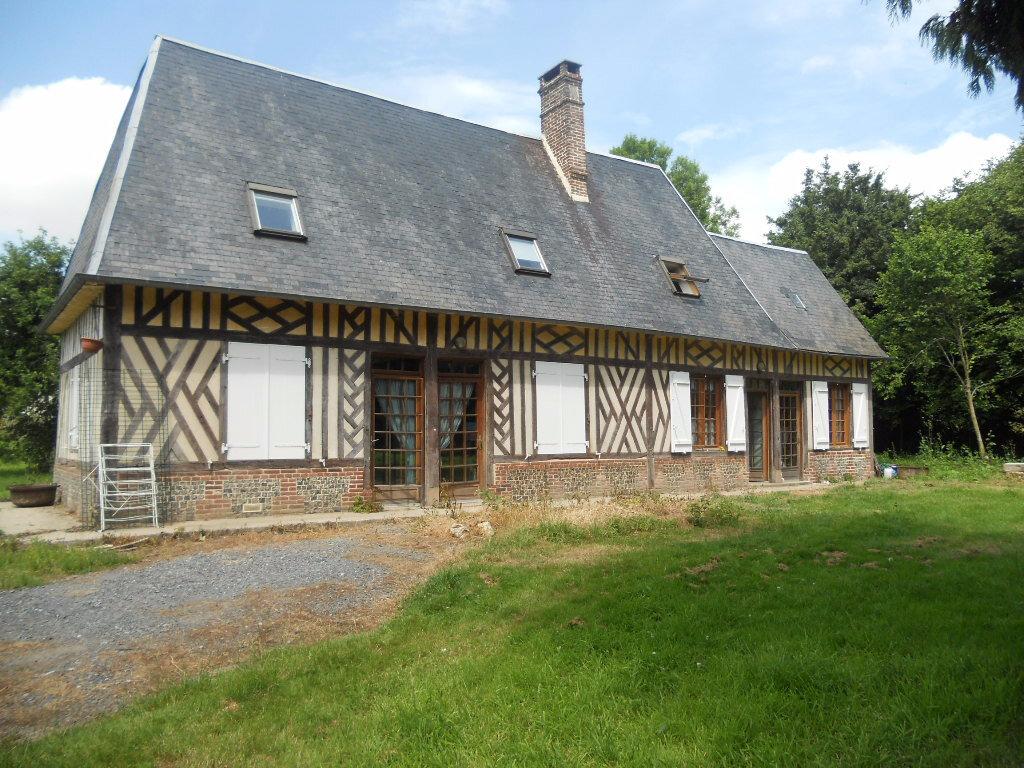 Achat Maison 6 pièces à Fresne-Cauverville - vignette-1