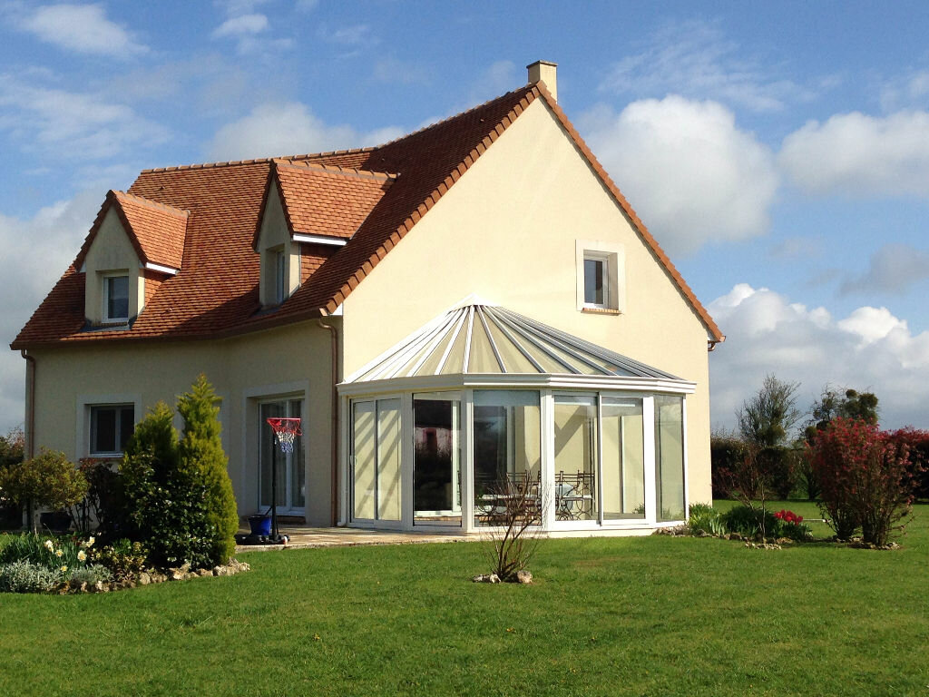 Achat Maison 6 pièces à Saint-Aubin-de-Scellon - vignette-1