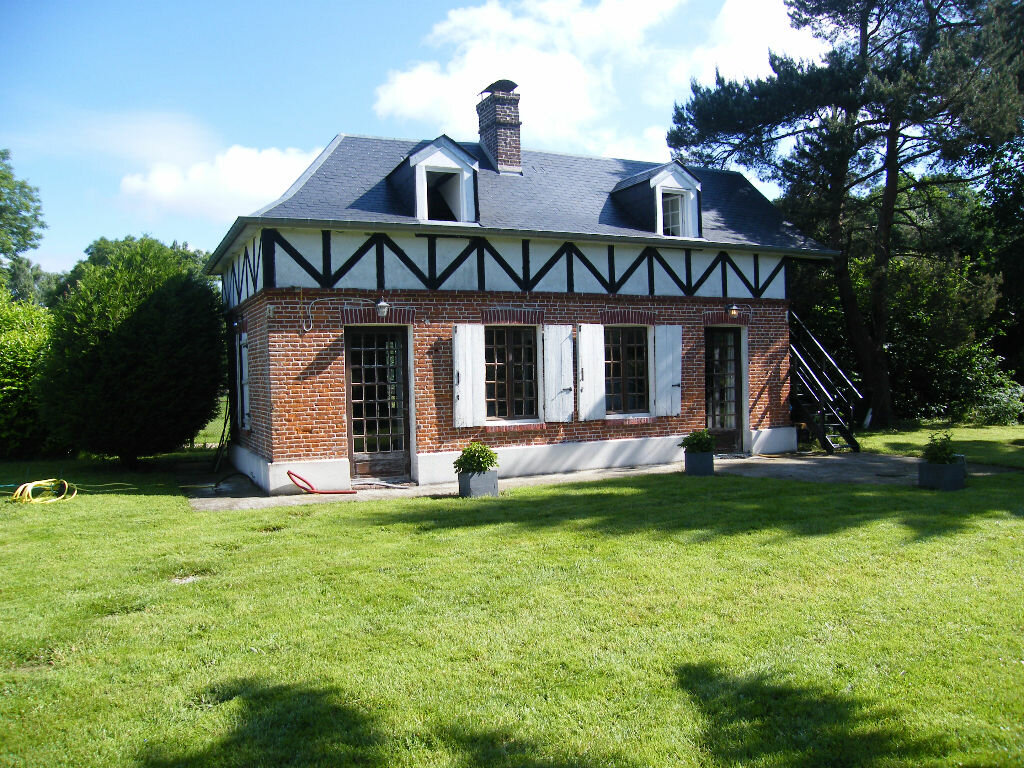 Achat Maison 4 pièces à Saint-Pierre-de-Salerne - vignette-1