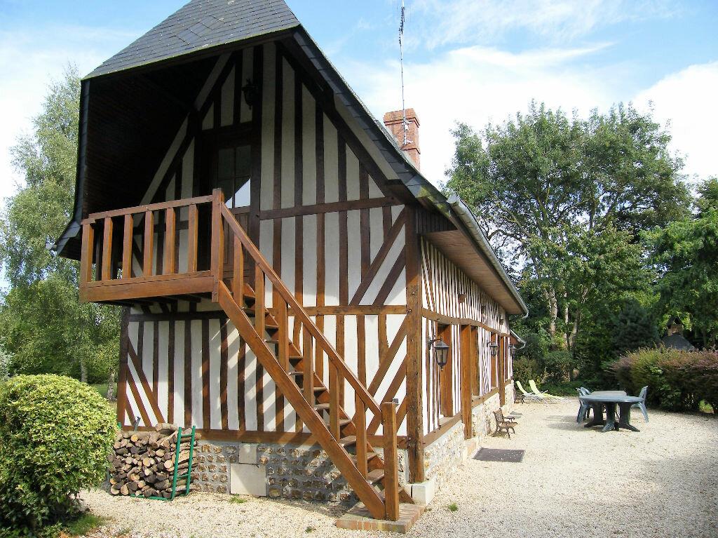 Achat Maison 8 pièces à Saint-Sylvestre-de-Cormeilles - vignette-1