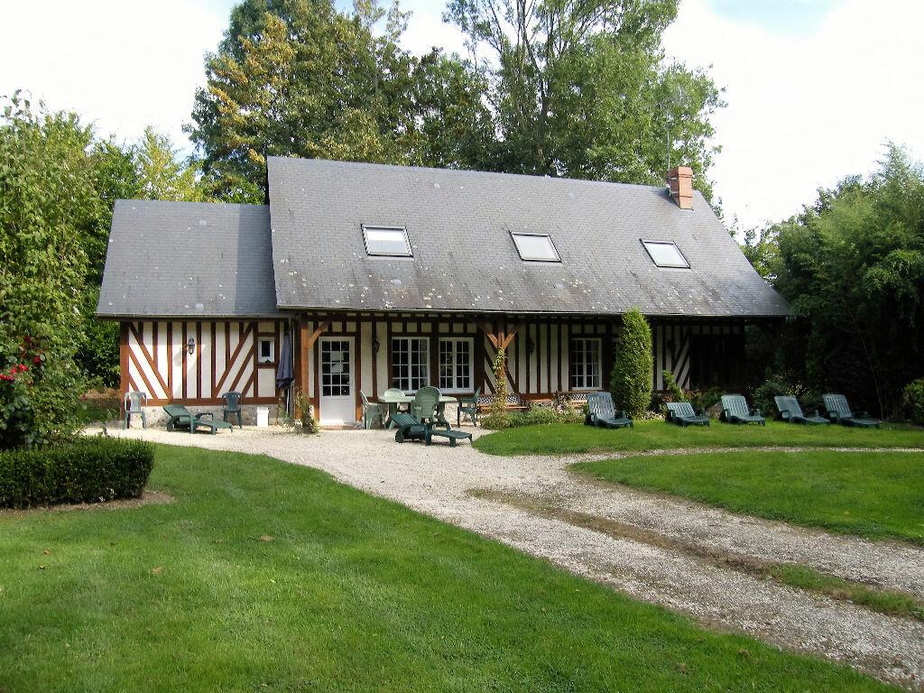 Achat Maison 8 pièces à Saint-Sylvestre-de-Cormeilles - vignette-13