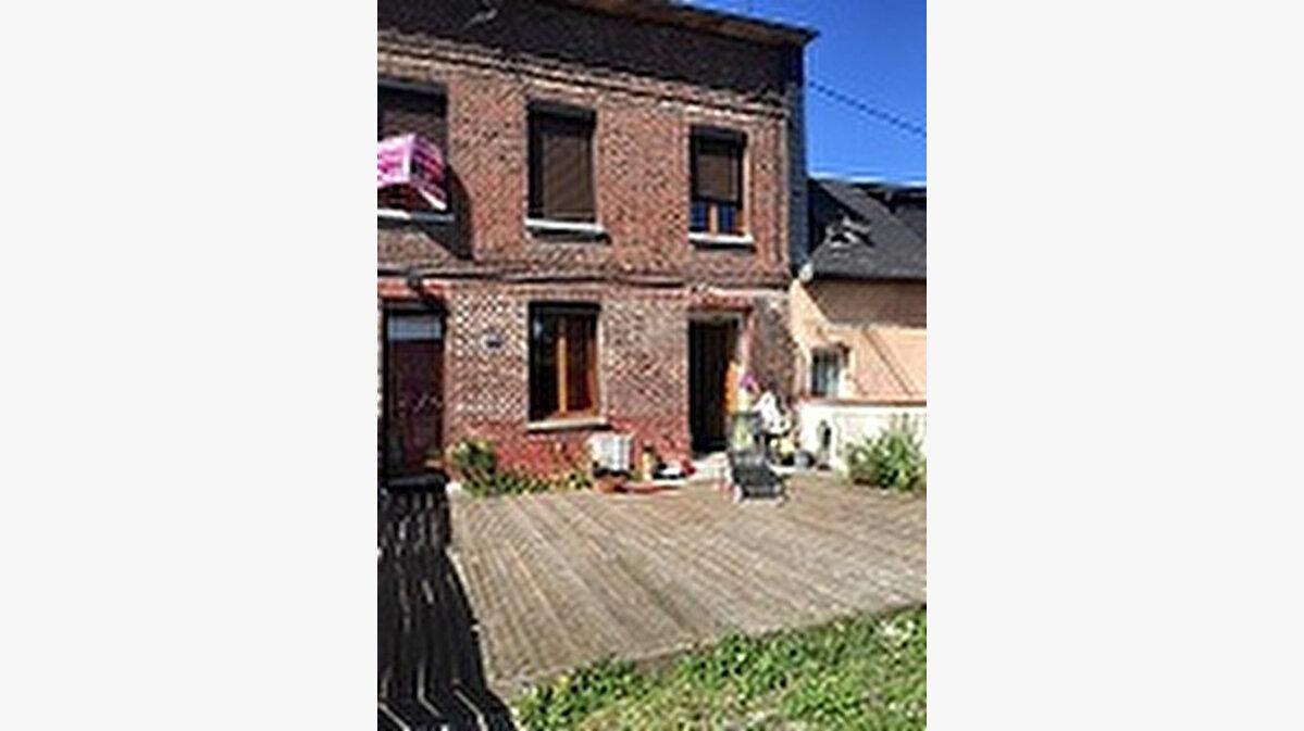 Achat Maison 4 pièces à Notre-Dame-de-Bondeville - vignette-1