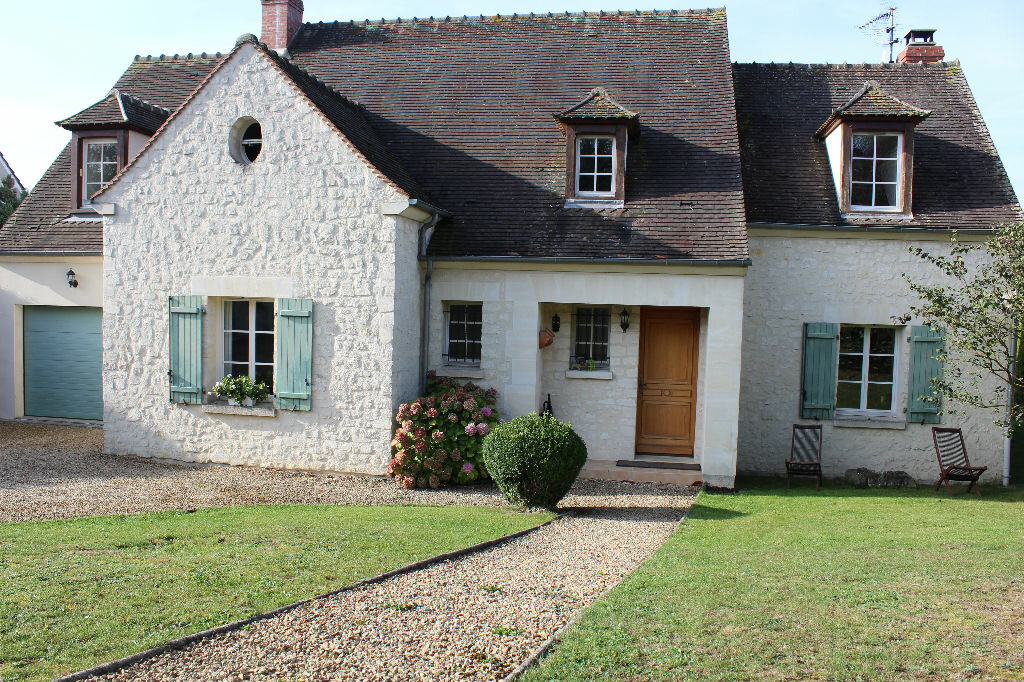 Achat Maison 8 pièces à Villers-Saint-Frambourg - vignette-1