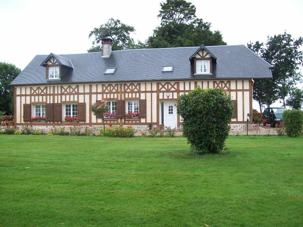 Achat Maison 7 pièces à Saint-Jouin-Bruneval - vignette-1