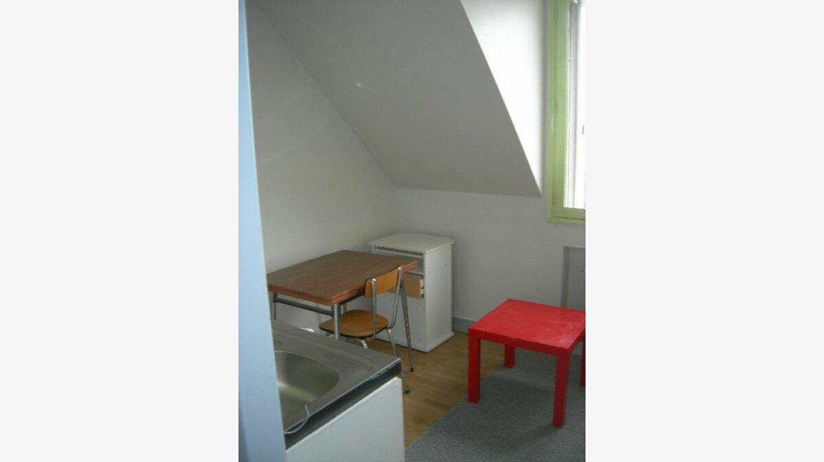 Location Appartement 1 pièce à Tours - vignette-4
