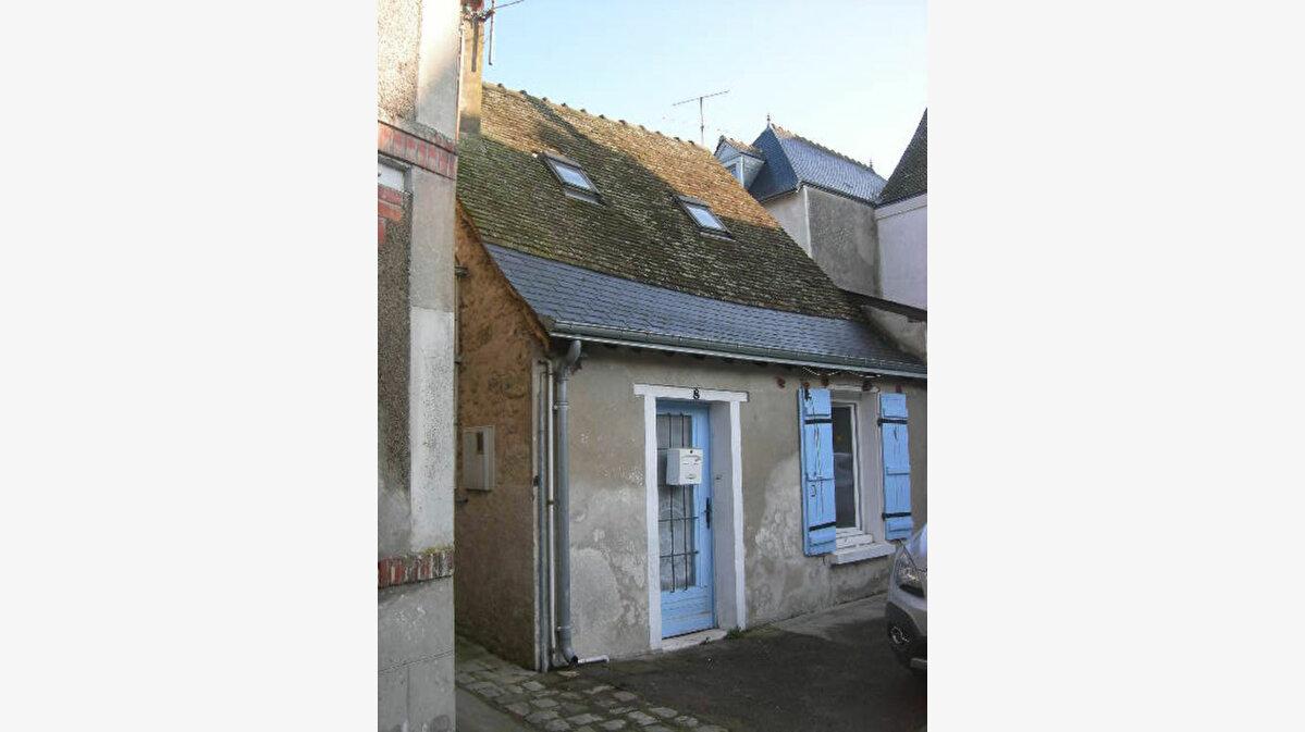 Location Maison 2 pièces à Amboise - vignette-1
