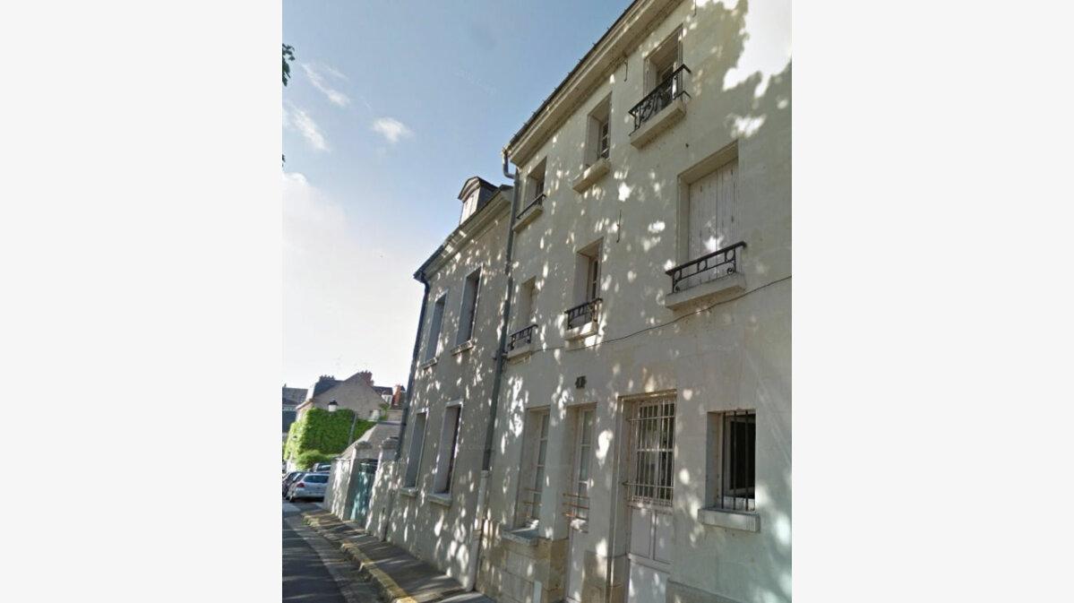 Location Appartement 1 pièce à Tours - vignette-1
