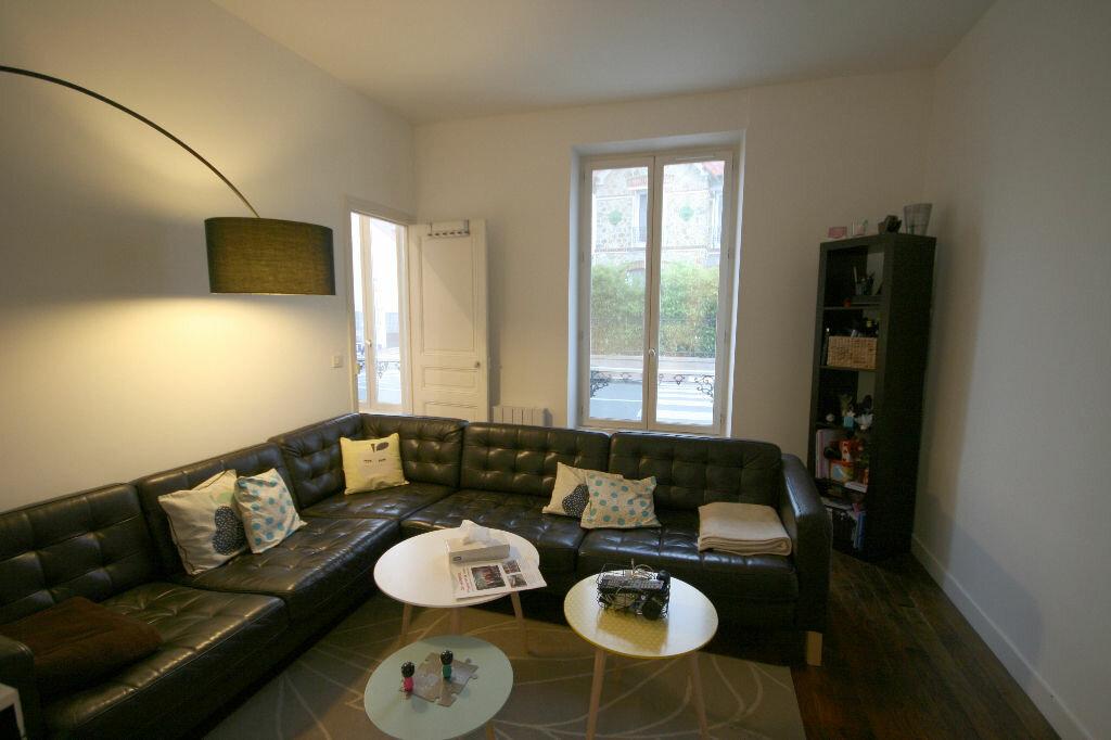 Achat Appartement 3 pièces à Maisons-Laffitte - vignette-1