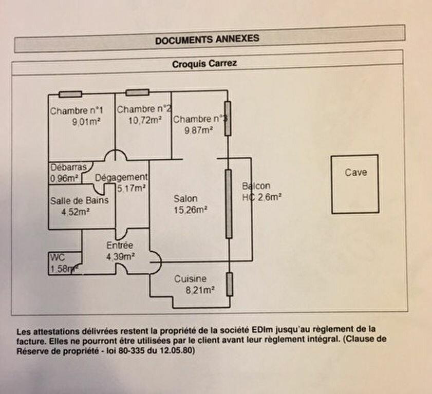 Achat Appartement 4 pièces à Houilles - vignette-7