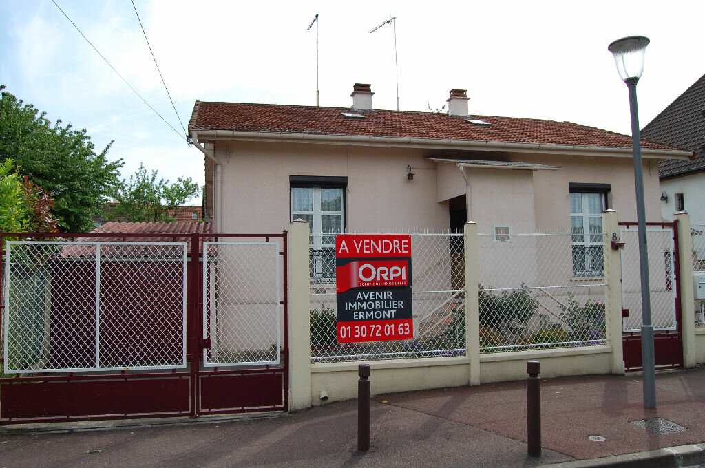 Achat Maison 4 pièces à Ermont - vignette-1