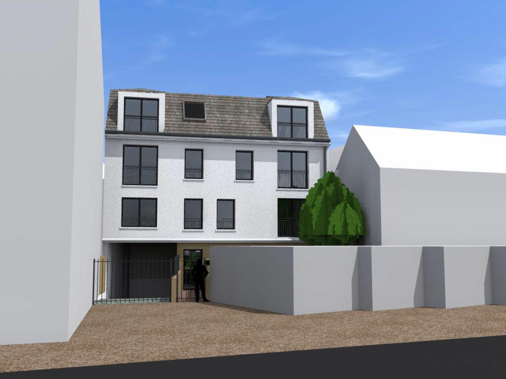 Achat Appartement 1 pièce à Le Plessis-Bouchard - vignette-1