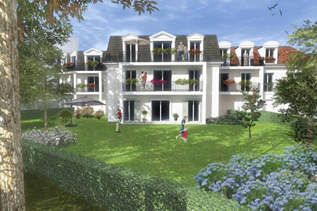 Achat Appartement 4 pièces à Yerres - vignette-1