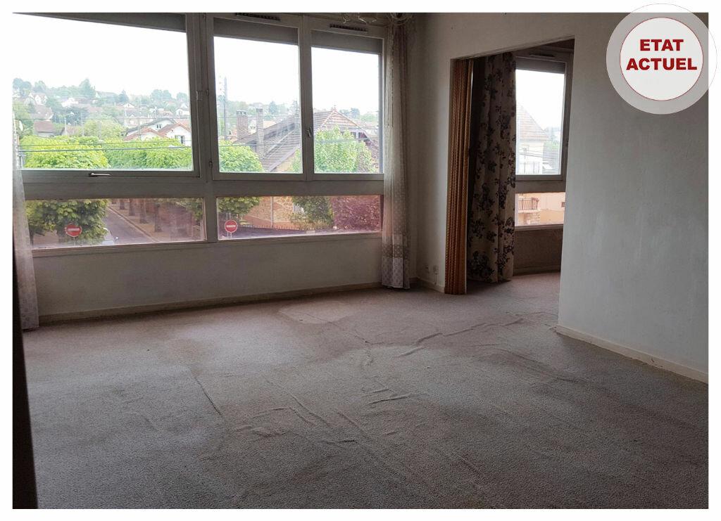 Achat Appartement 3 pièces à Crosne - vignette-2