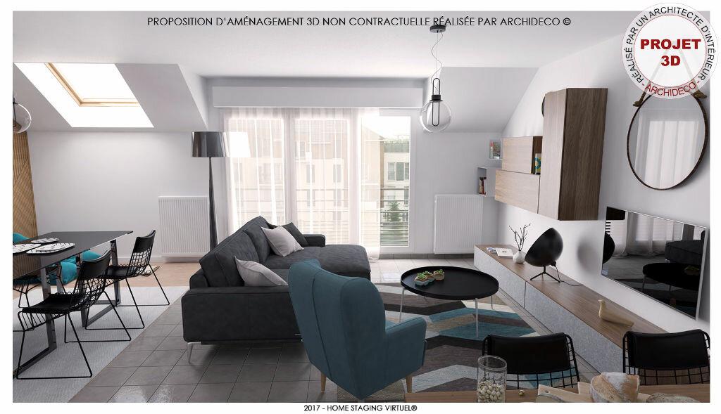 Achat Appartement 4 pièces à Saint-Pierre-du-Perray - vignette-1