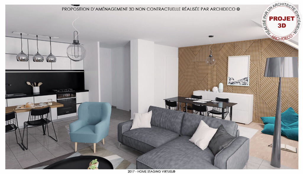 Achat Appartement 4 pièces à Saint-Pierre-du-Perray - vignette-3