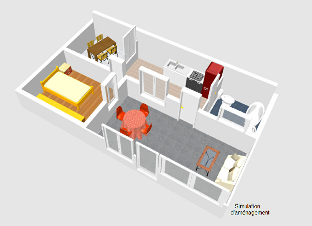 Achat Maison 2 pièces à Le Kremlin-Bicêtre - vignette-1