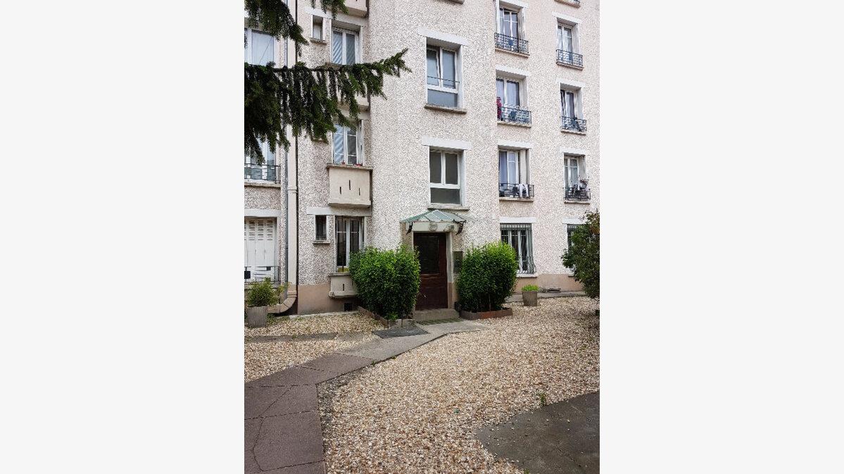 Achat Appartement 2 pièces à Arcueil - vignette-1