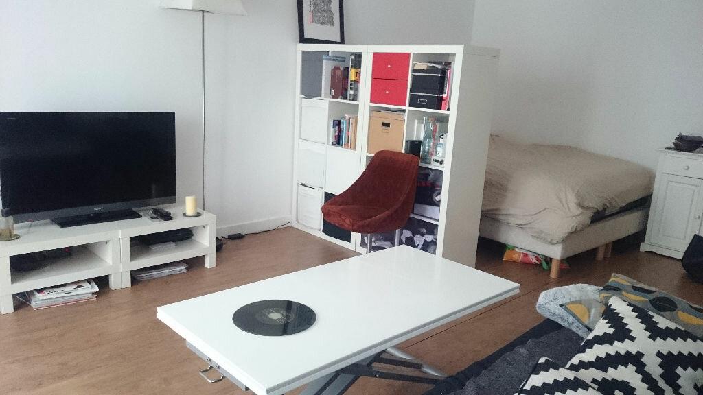 Location Appartement 1 pièce à Paris 13 - vignette-1