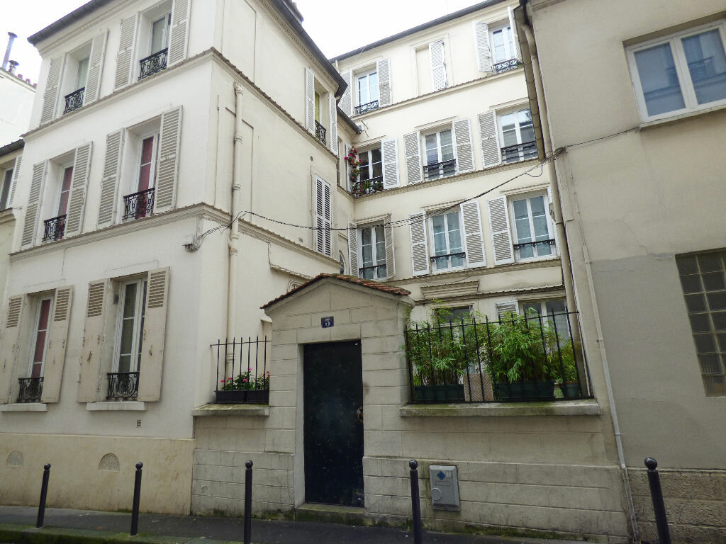 Achat Appartement 2 pièces à Paris 18 - vignette-1