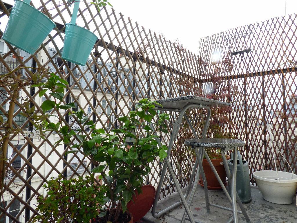 Achat Appartement 4 pièces à Paris 17 - vignette-5