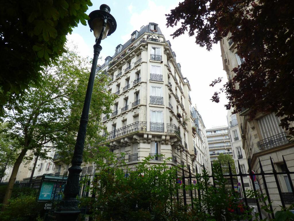 Achat Appartement 1 pièce à Paris 17 - vignette-1