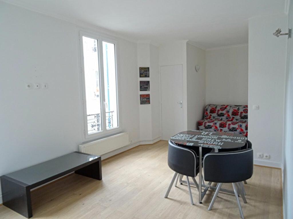 Location Appartement 1 pièce à Paris 15 - vignette-1