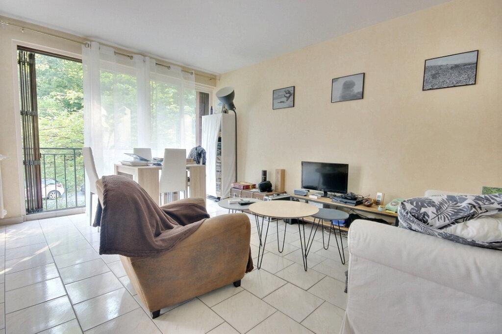 Location Appartement 2 pièces à Vélizy-Villacoublay - vignette-1