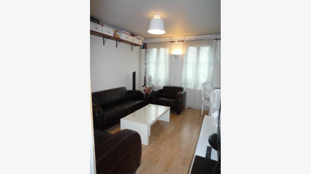 Achat Appartement 2 pièces à Bailly-Romainvilliers - vignette-1