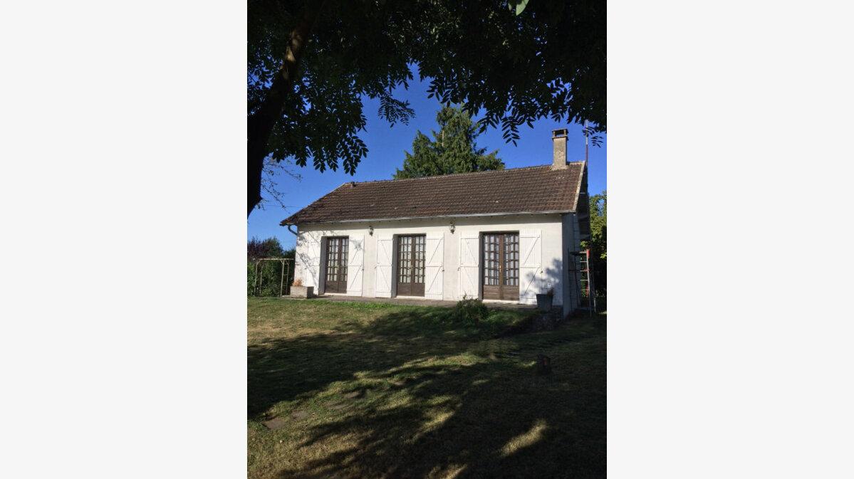 Achat Maison 4 pièces à Maisoncelles-en-Brie - vignette-1