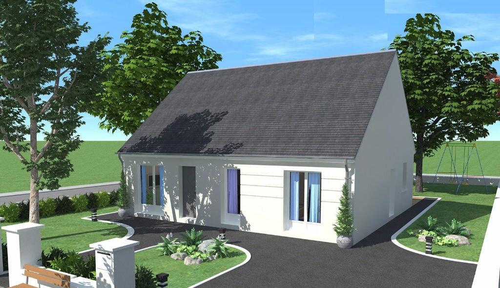 Achat Maison 4 pièces à Saint-Étienne-de-Chigny - vignette-1