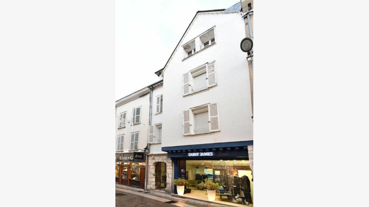 Achat Immeuble  à Chartres - vignette-1