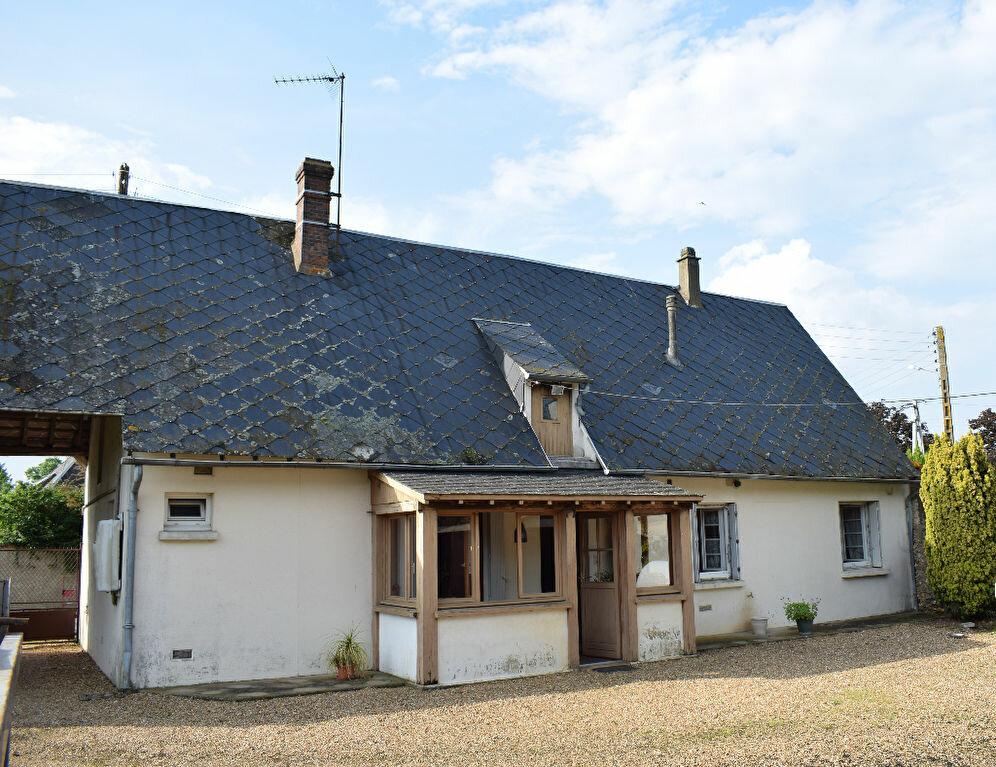 Achat Maison 4 pièces à Ermenonville-la-Grande - vignette-1