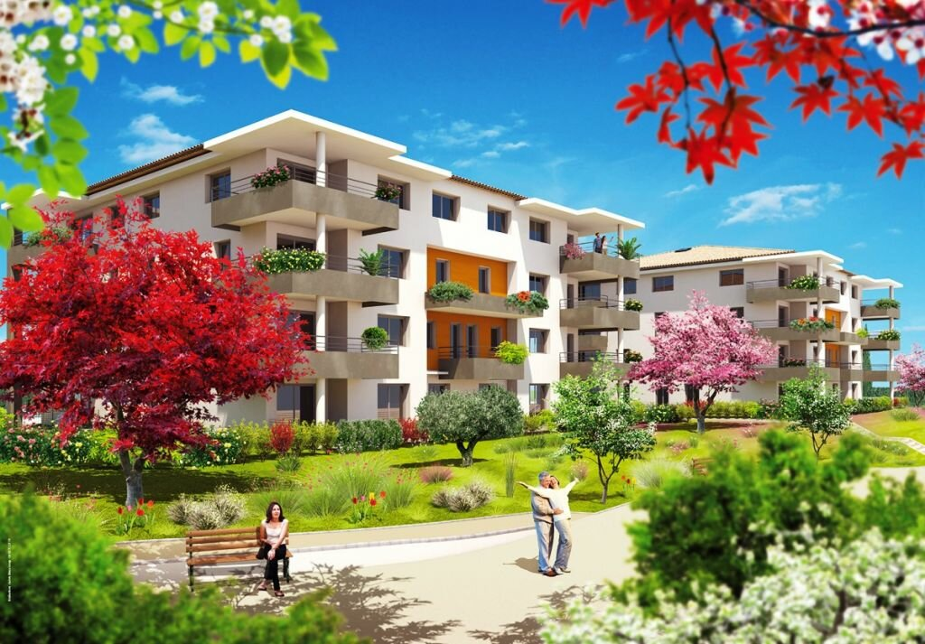 Achat Appartement 2 pièces à Manosque - vignette-2