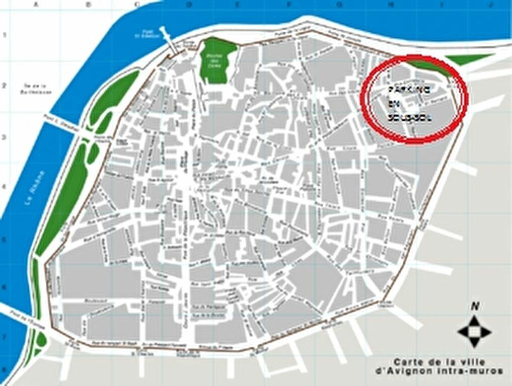 Location Stationnement  à Avignon - vignette-1