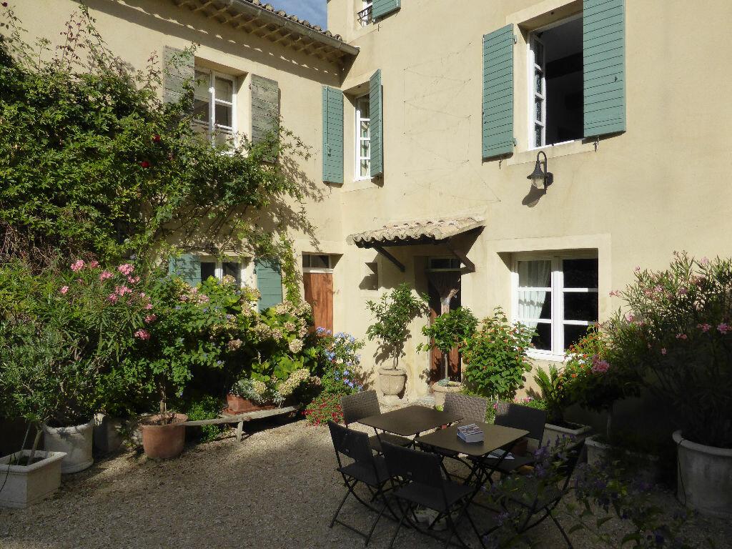 Achat Maison 9 pièces à Vaison-la-Romaine - vignette-1
