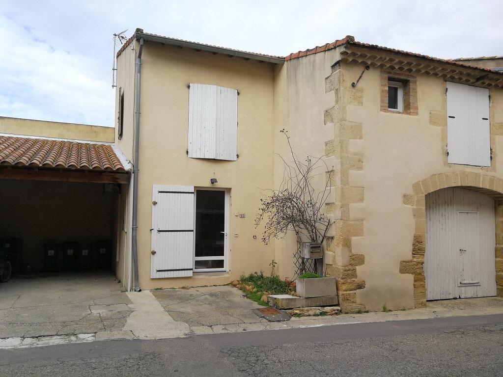 Location Maison 2 pièces à Domazan - vignette-1