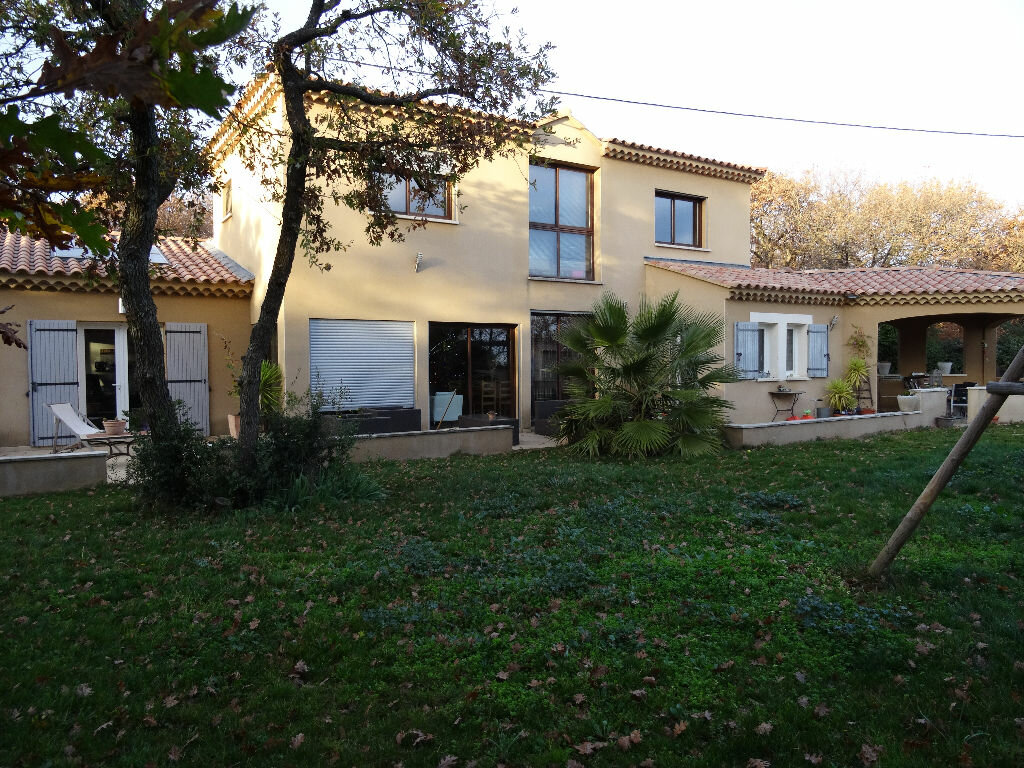Achat Maison 5 pièces à Rochefort-du-Gard - vignette-1