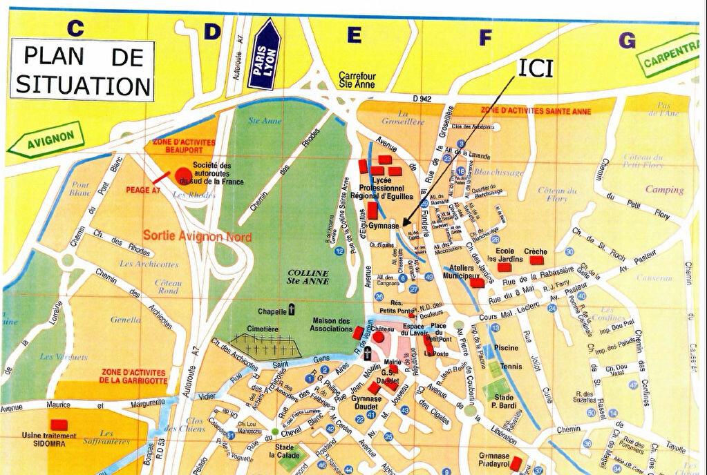 Achat Appartement 3 pièces à Vedène - vignette-4