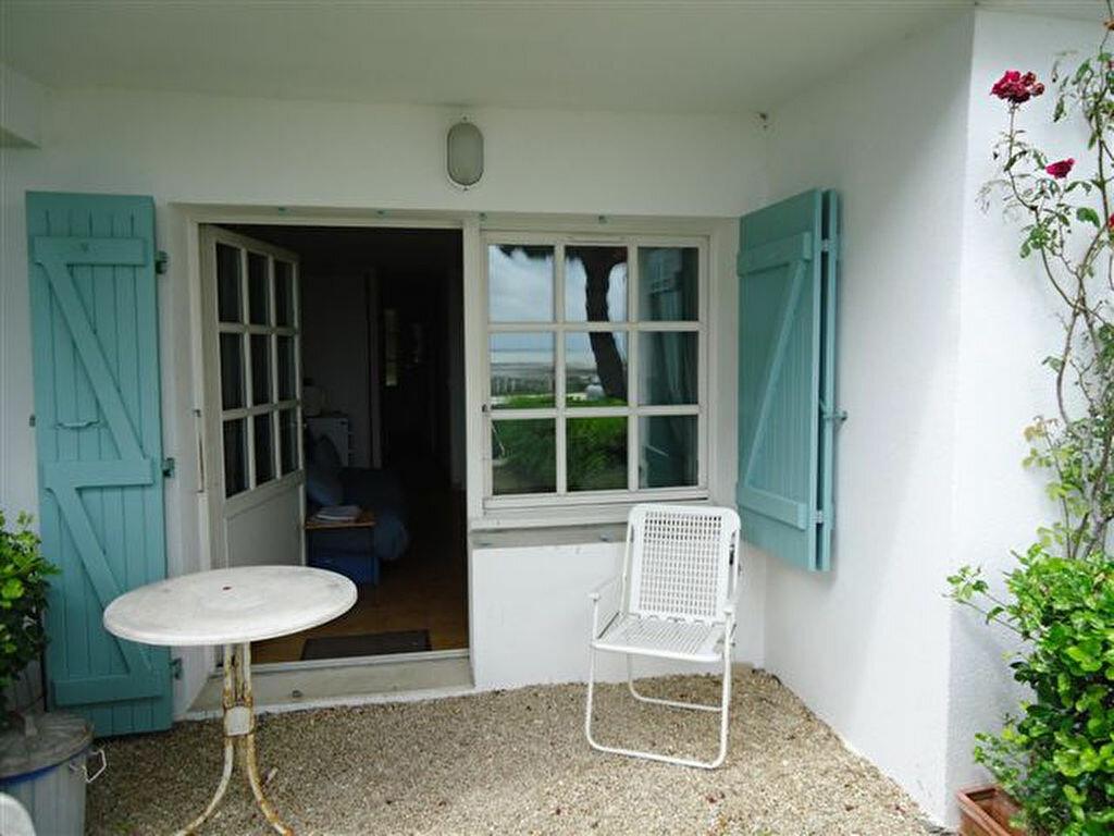 Achat Appartement 2 pièces à Rivedoux-Plage - vignette-1