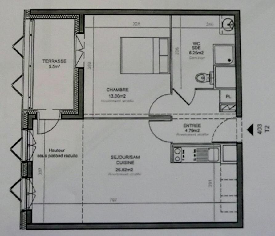 Achat Appartement 2 pièces à Bègles - vignette-1