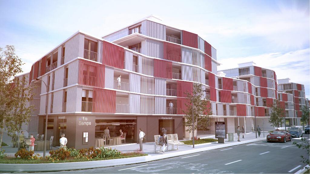 Achat Appartement 2 pièces à Beauzelle - vignette-1