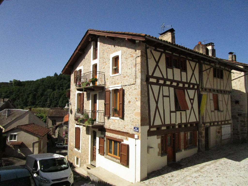 Achat Maison 10 pièces à Laroquebrou - vignette-1