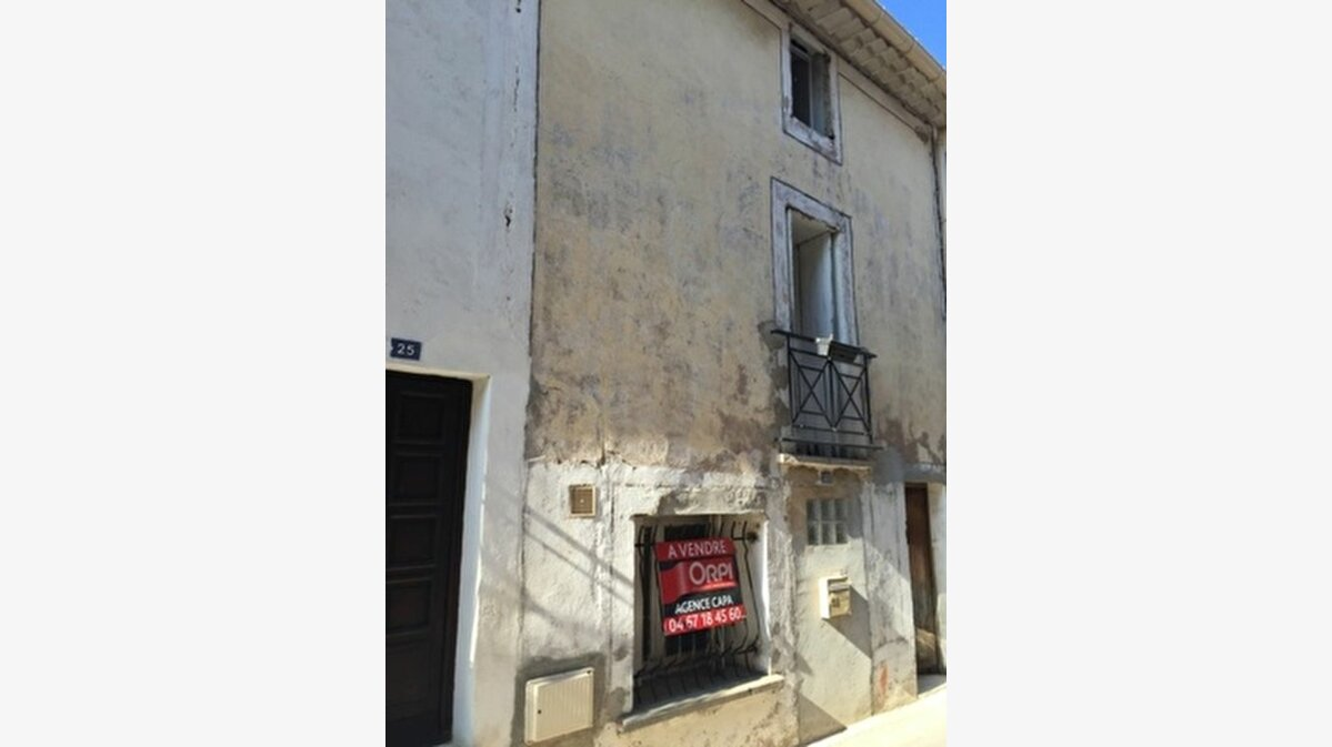 Achat Maison 3 pièces à Villeveyrac - vignette-1